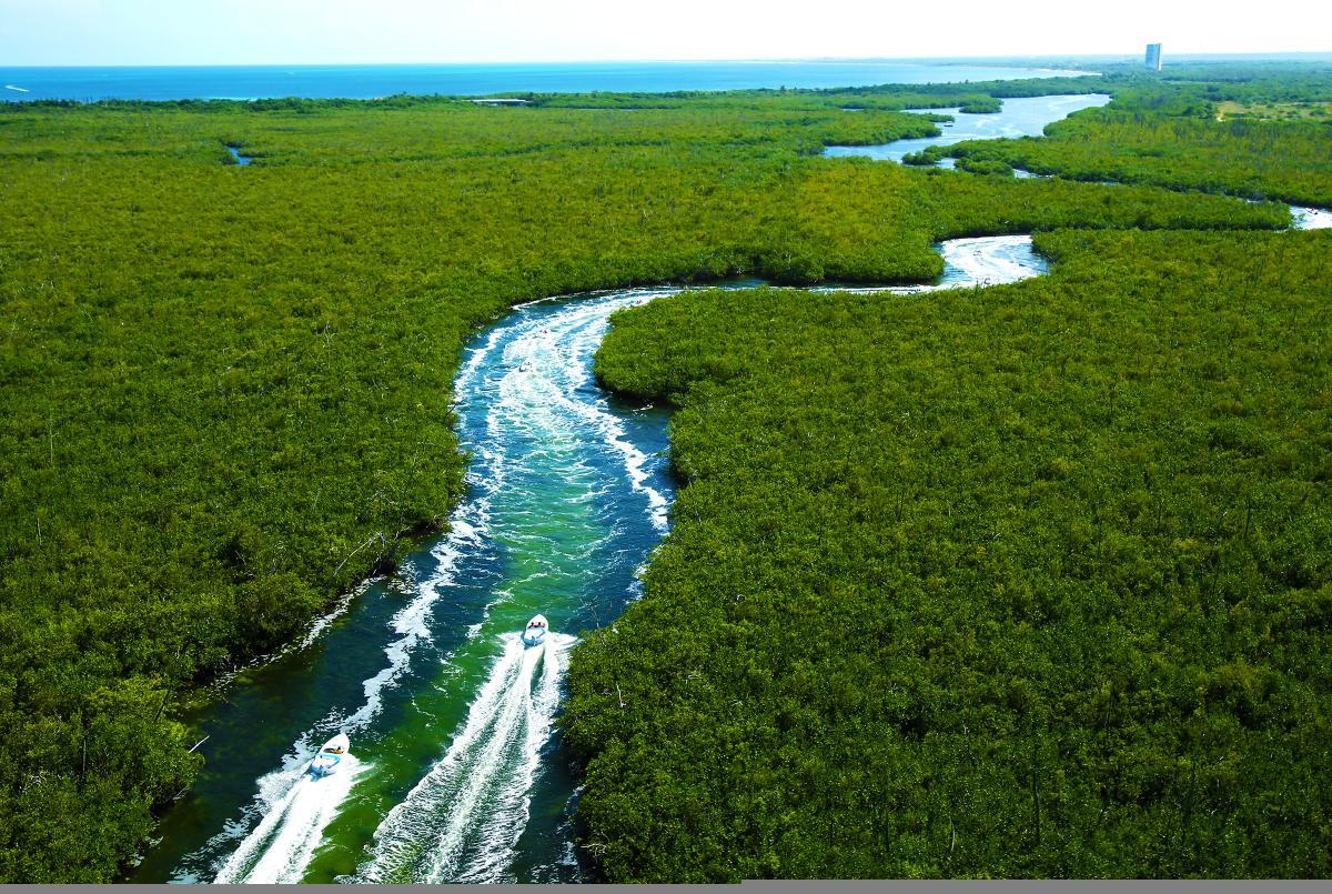 Cancún - Laguna Nichupté