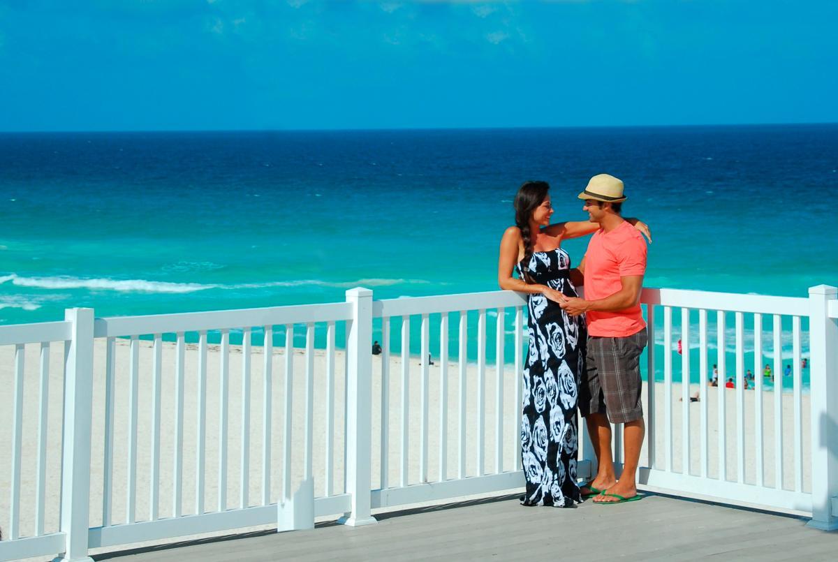 Cancún - mirador de Playa Delfines