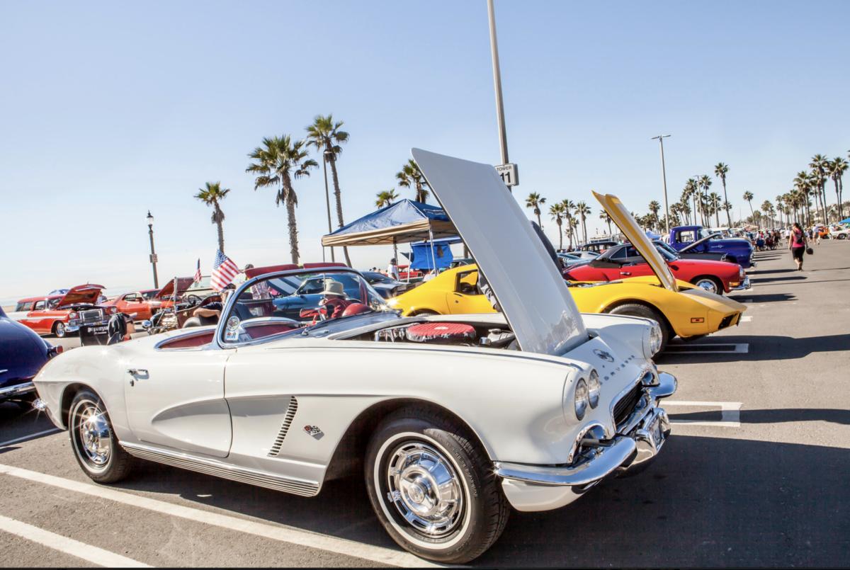 Veterans Day Car Show in Huntington Beach | November 11, 2019