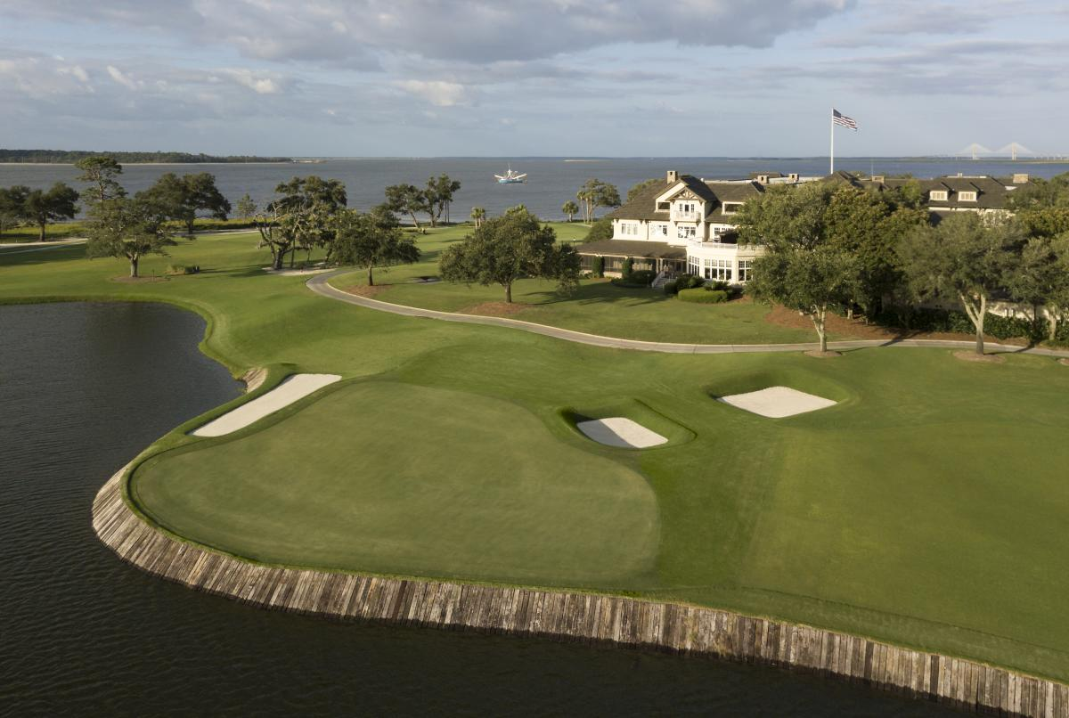 Sea Island's newly redesigned Plantation Course features 18 holes and beautiful ocean views at Sea Island Golf Club | Golden Isles, GA