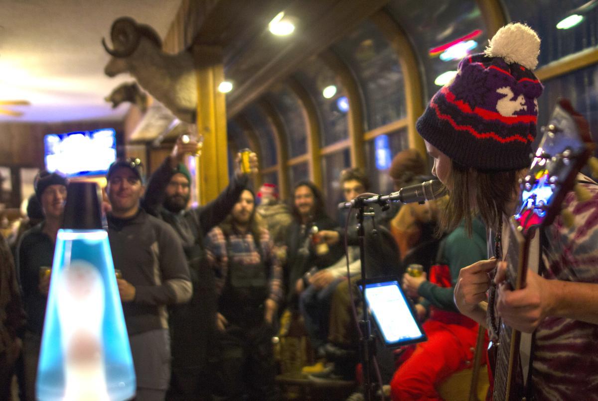 Live Music at Alta's Peruvian Bar