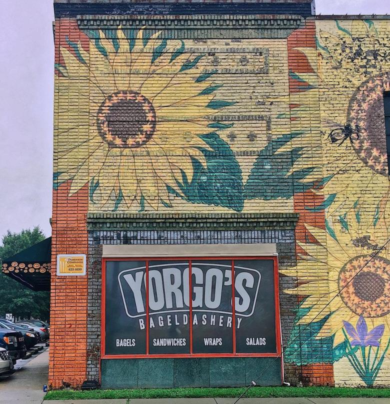 yorgo's for Brunch blog