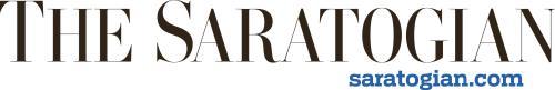 The Saratogian Logo in Black