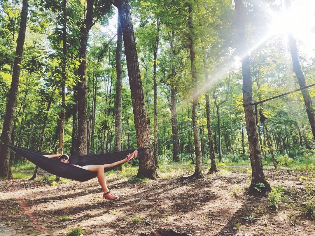 Monte Sano - hammock