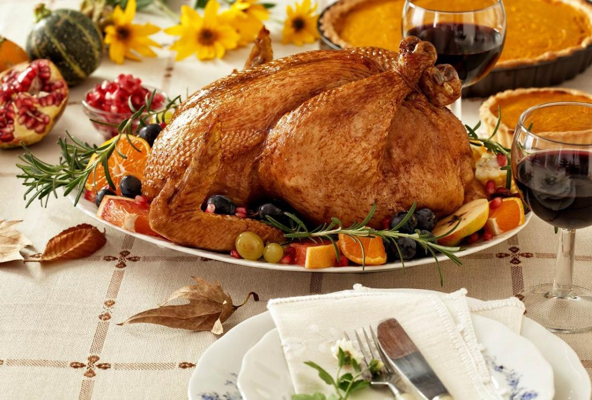Thanksgiving_Stock Photo