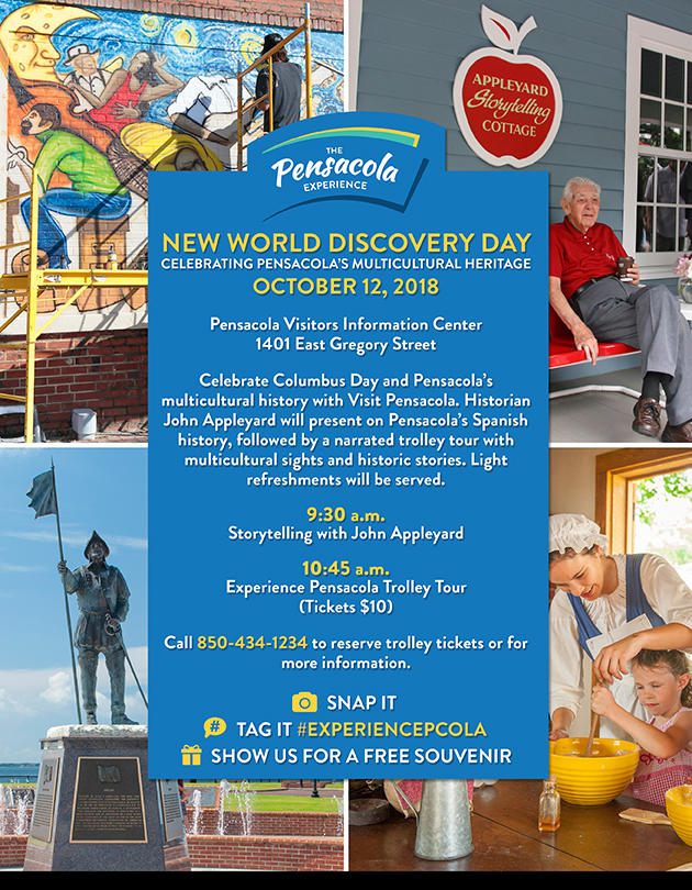 New World Discovery Days