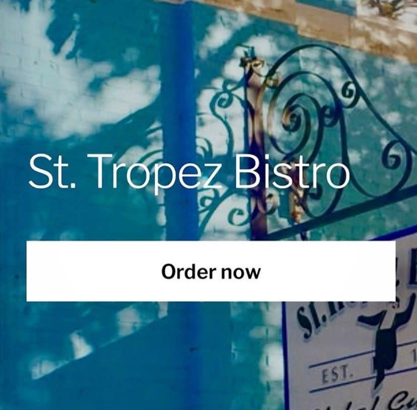 St. Tropez Bistro in Saskatoon, SK
