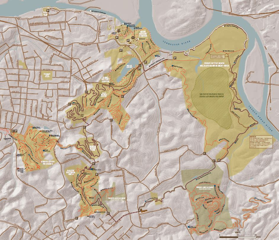 South loop Map new