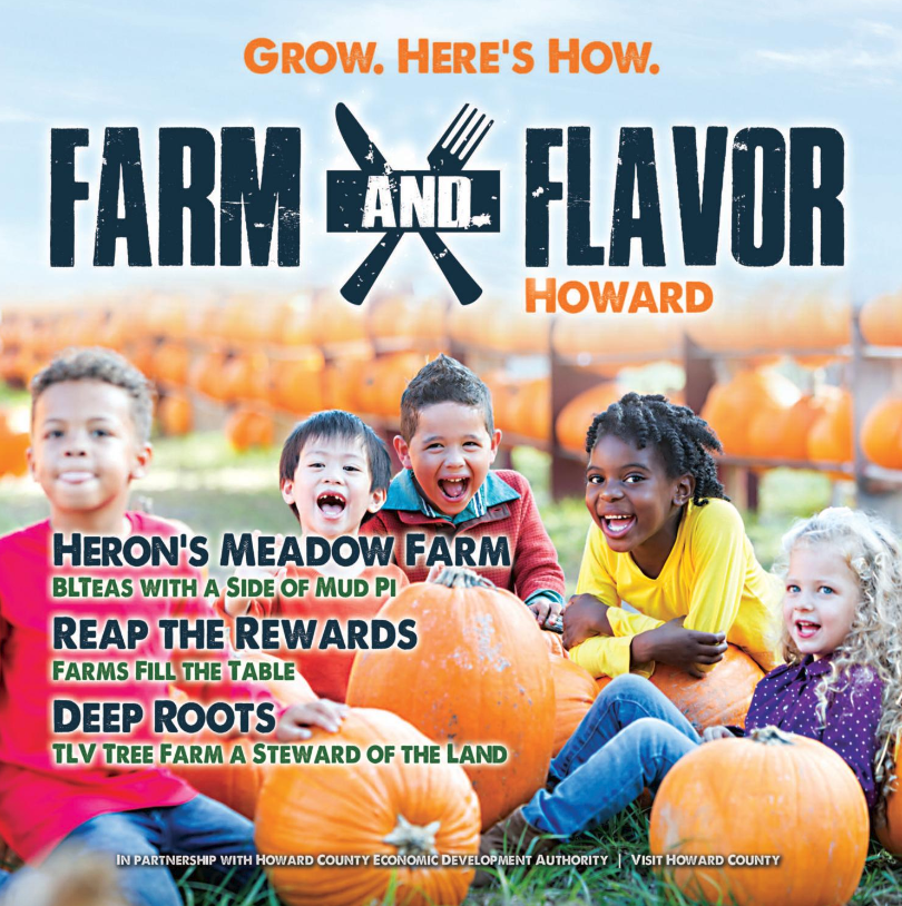 Farm and Flavor 2020 cover