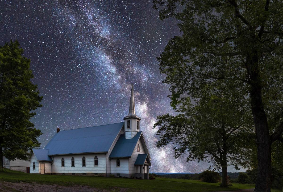 Johnson Church Astrophotography
