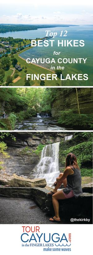 Top Hikes in the Finger Lakes