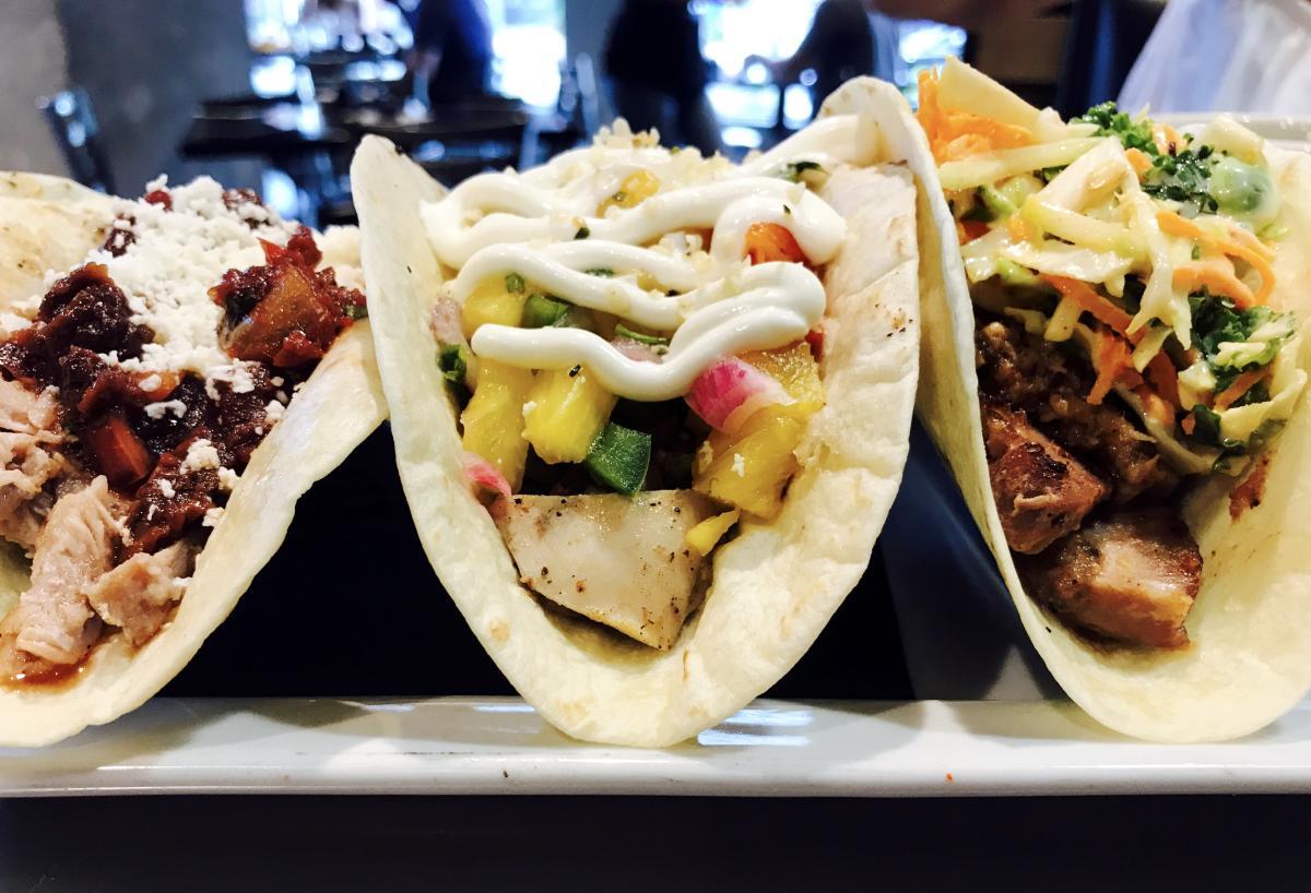 Hoppy Gnome Tacos