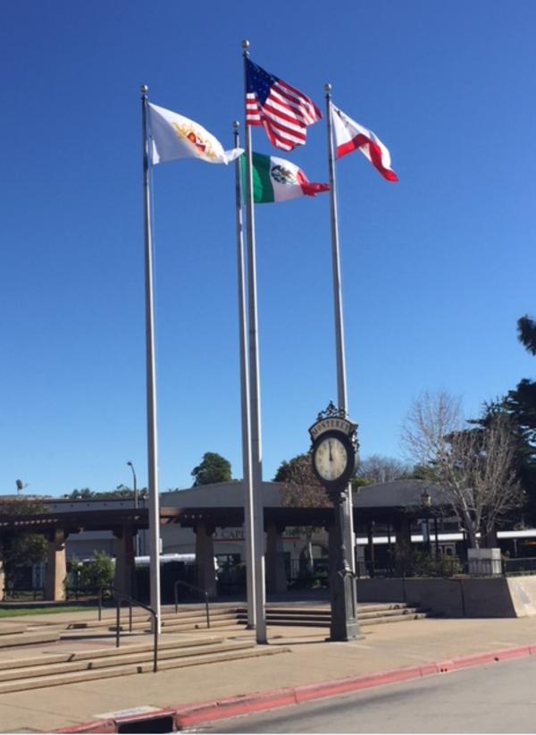 Flags Monterey
