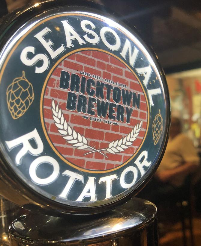 Bricktown Brewery Seasonal Rotator