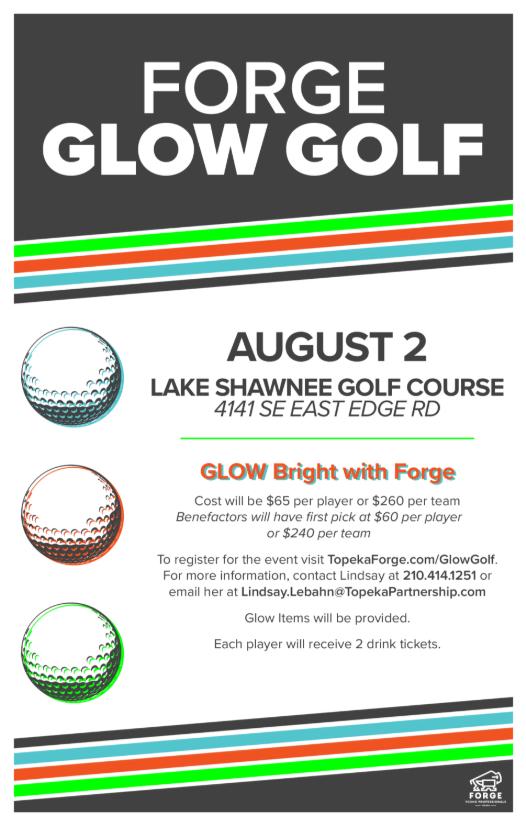 Topeka Forge Glow Golf