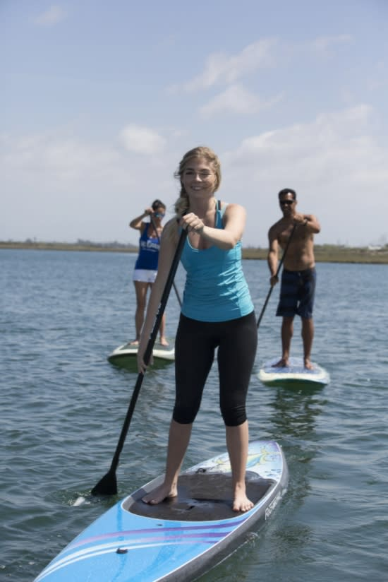 Stand Up Paddle-Boarding