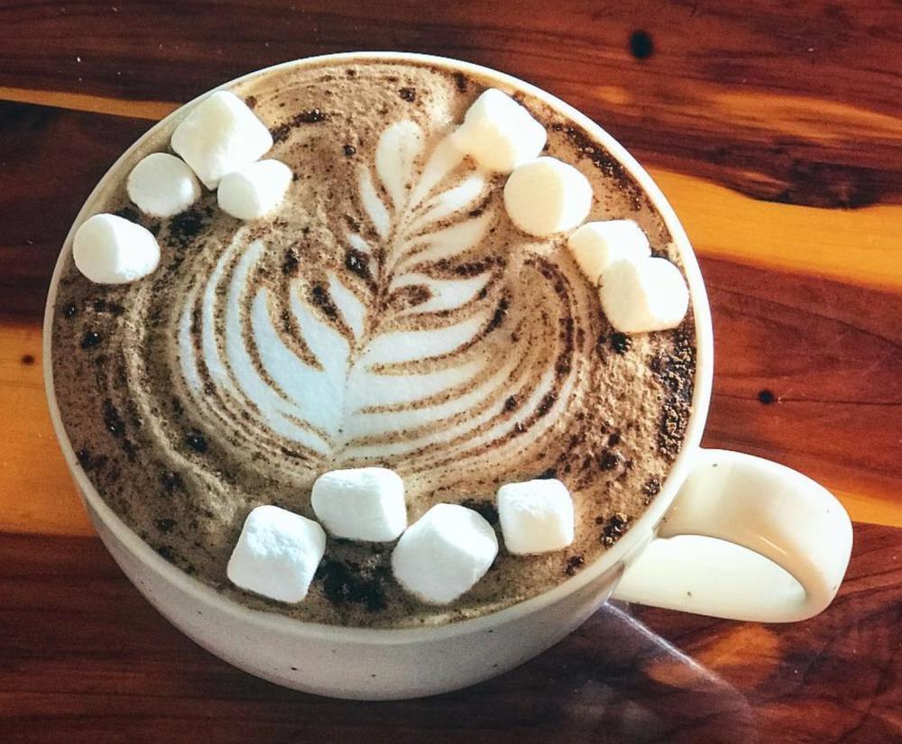 Ecclesia Fireside Latte
