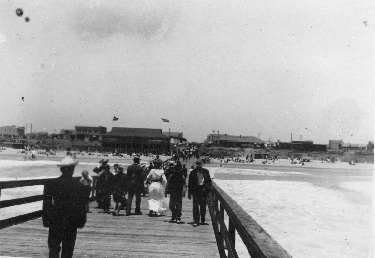 History of Huntington Beach, California