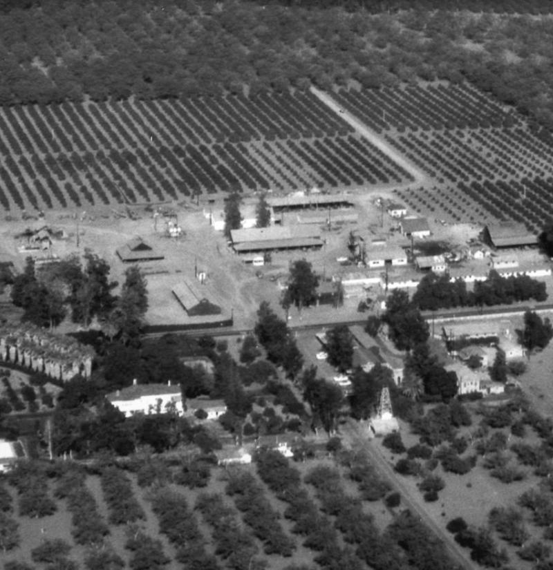 Irvine Ranch Headquarters