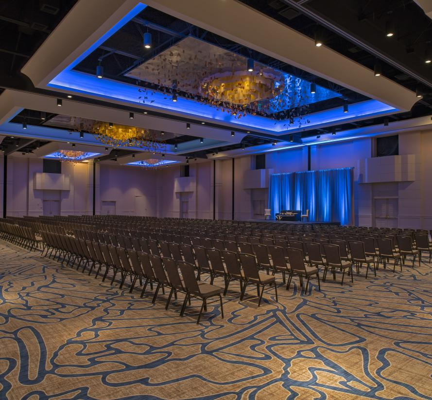 Hyatt Regency Lost Pines Grand Ballroom