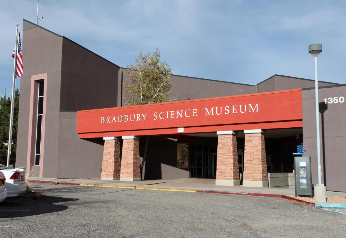 Los Alamos Bradbury Science Museum