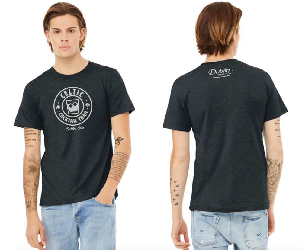 2020 Celtic Cocktail Trail T-shirt