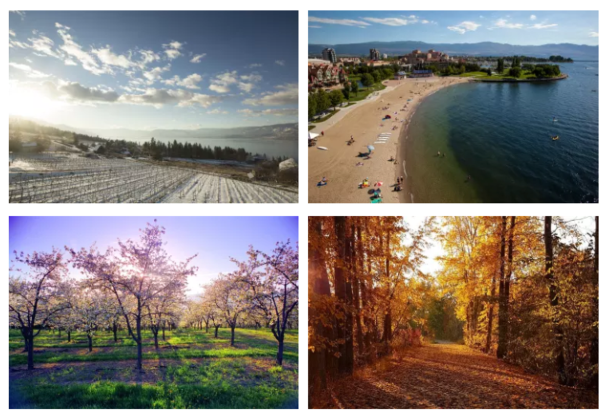 Season in Kelowna