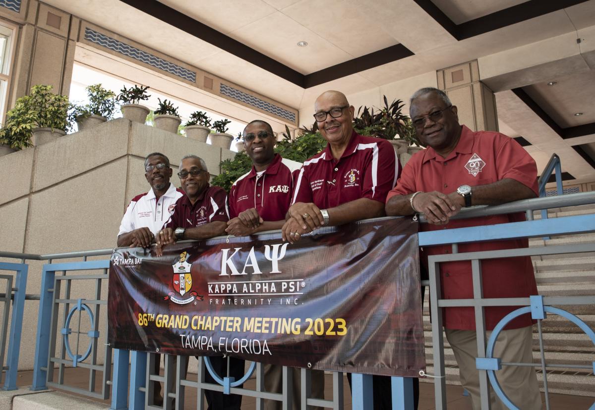 Kappa Alpha Psi Chooses Tampa Bay 2023