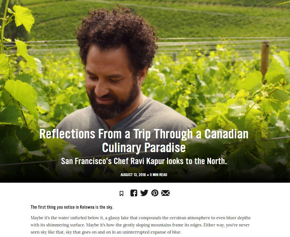 Photo of ChefsFeed Article