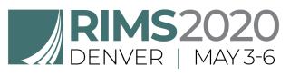 RIMS 2020 Logo