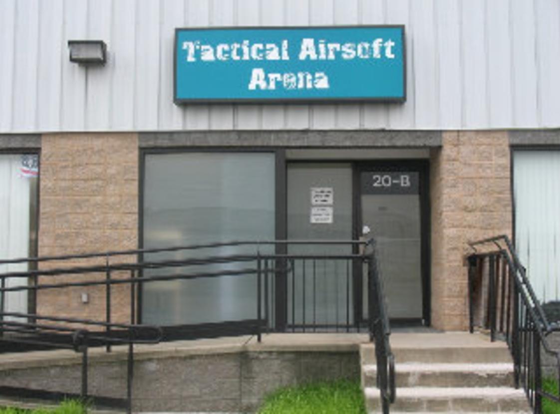 TACTICAL AIRSOFT ARENA