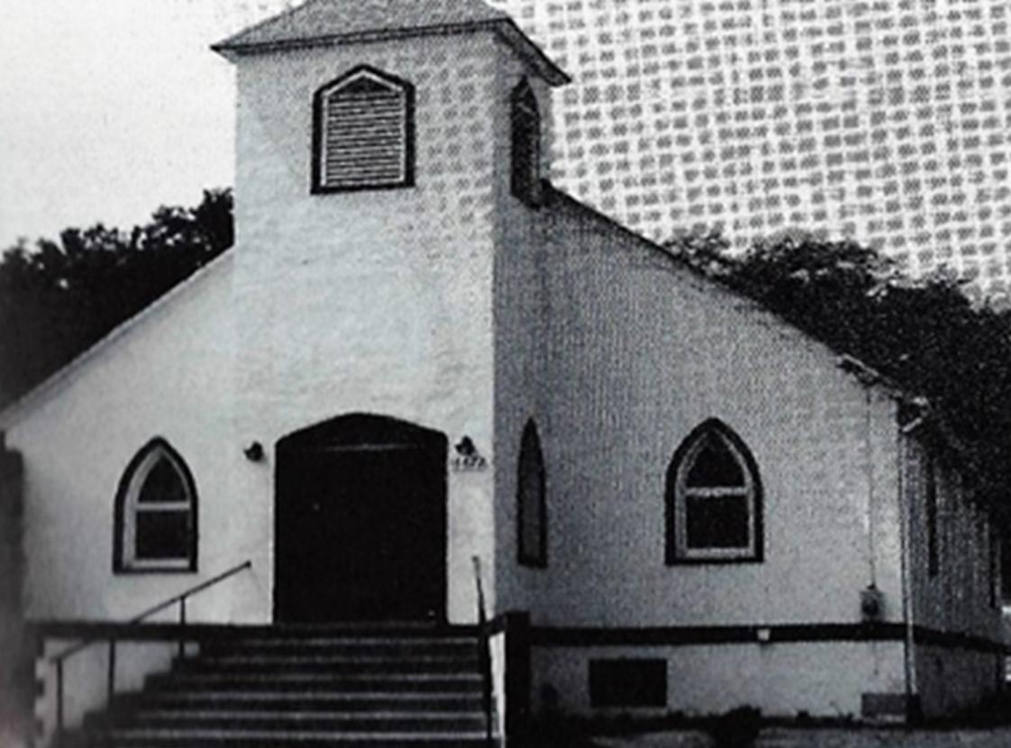 FIRST MT. ZION BAPTIST CHURCH