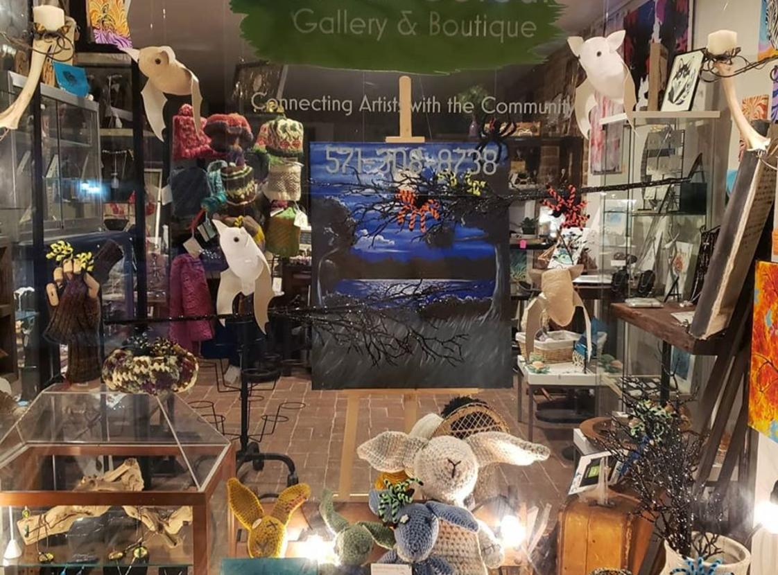 LOCAL COLOUR GALLERY AND BOUTIQUE