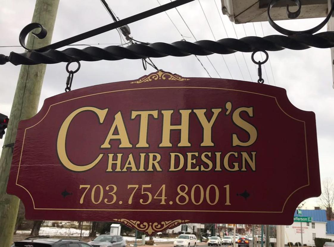 CATHY'S HAIR DESIGN