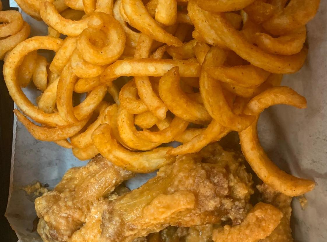 Al's Crispy Wings & Curly Fries