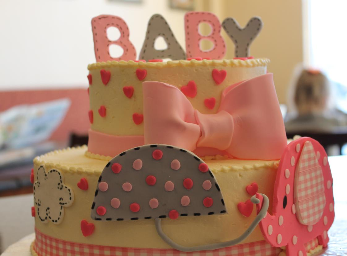 Cakes by Happy Eatery - Baby Shower Cake