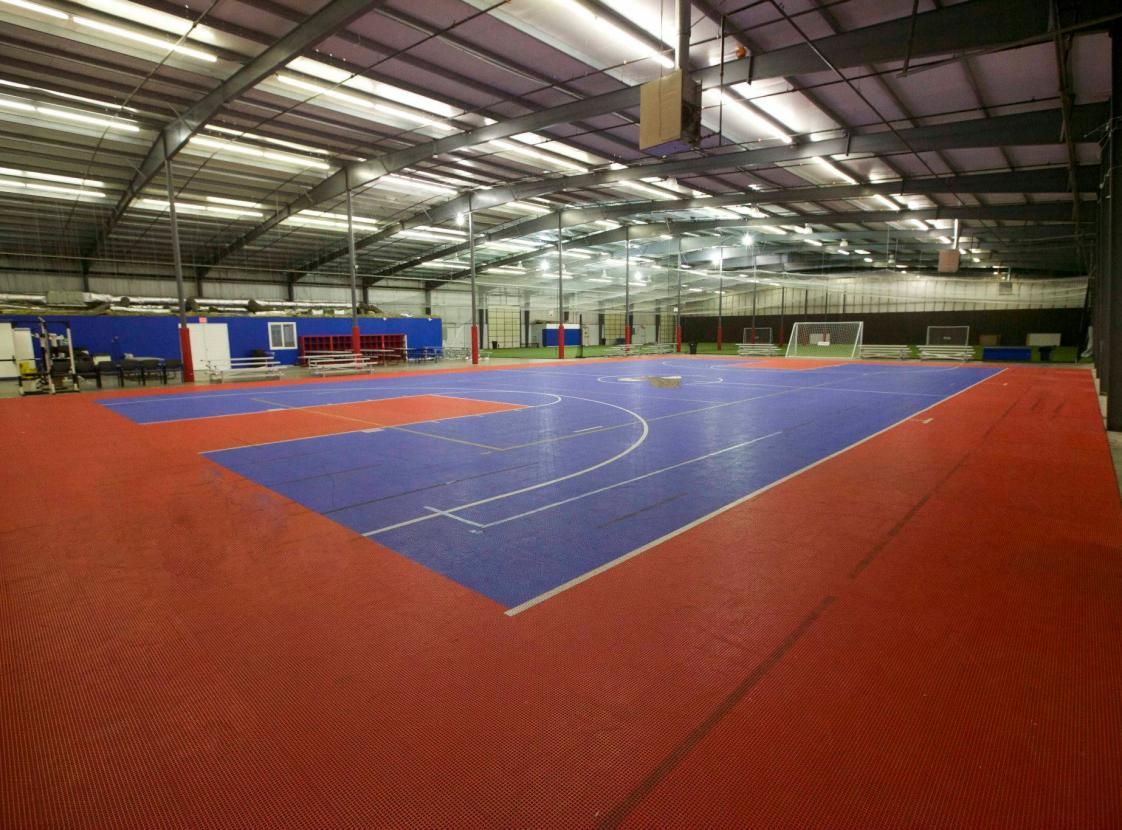BATTLEFIELD SPORTSPLEX sports court