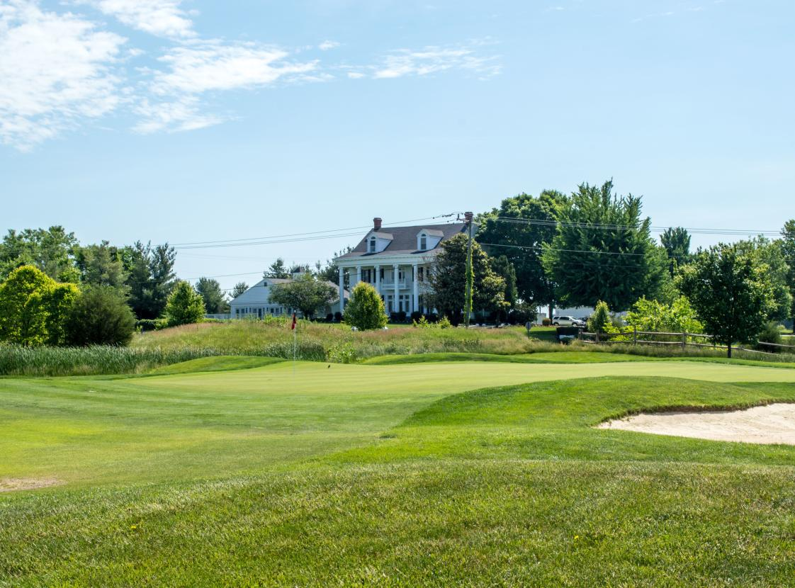 BRISTOW MANOR GOLF CLUB