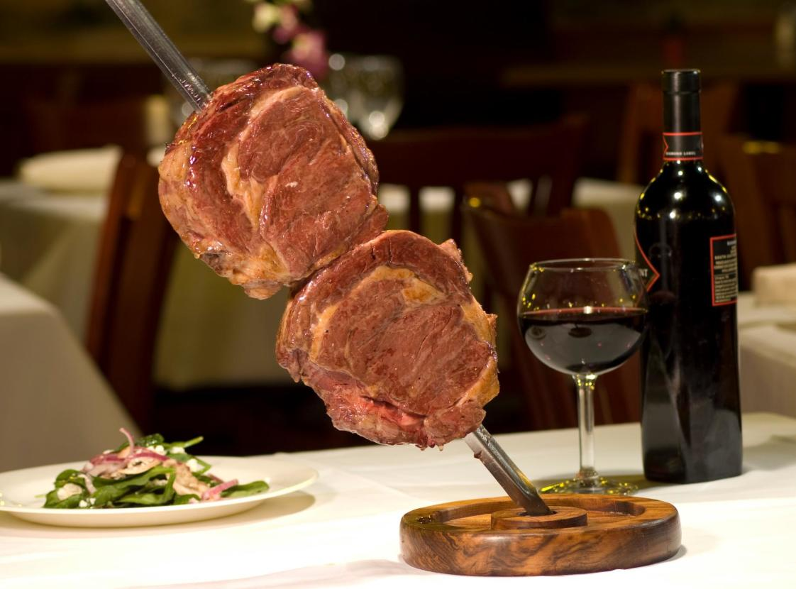 CHARBROIL GRILL BRAZILIAN STEAKHOUSE