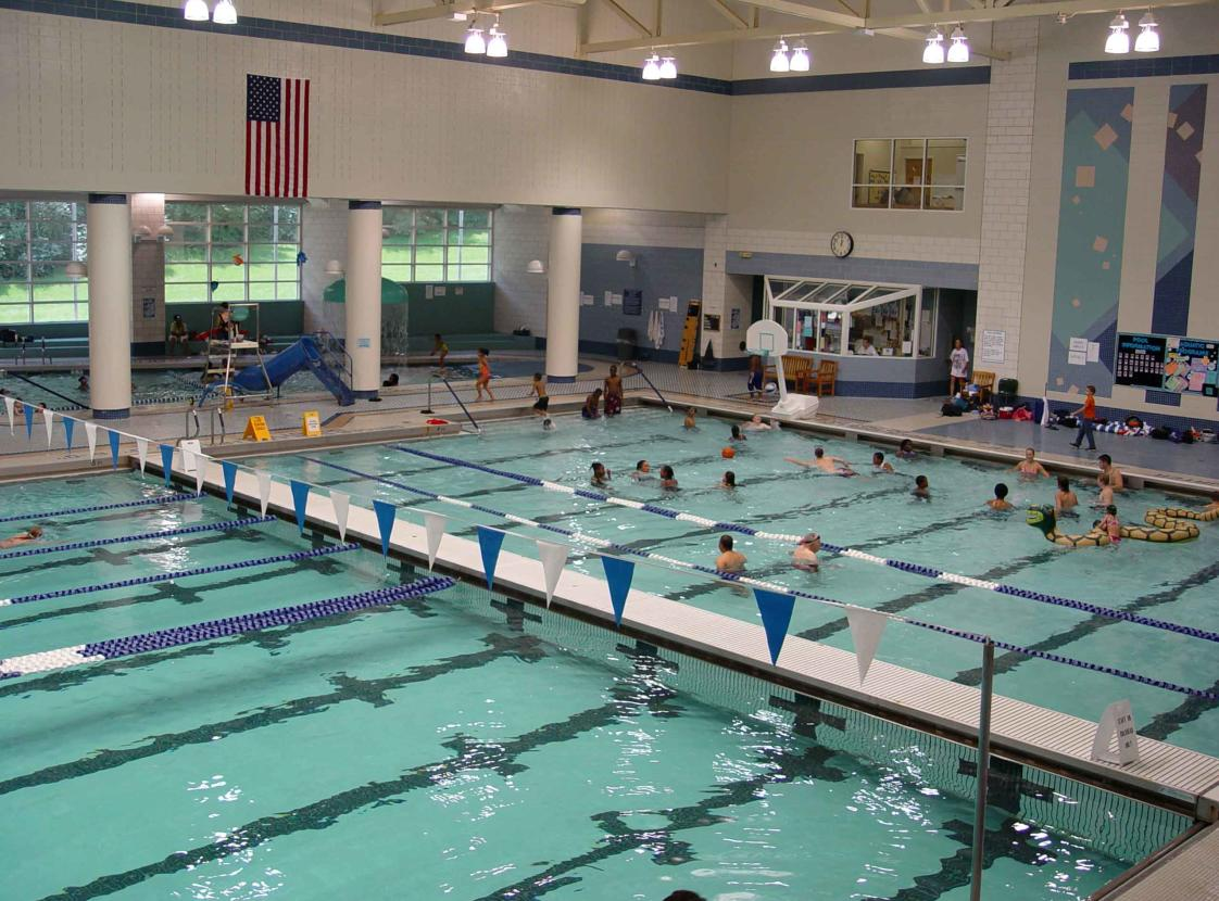 CHINN AQUATICS AND FITNESS CENTER