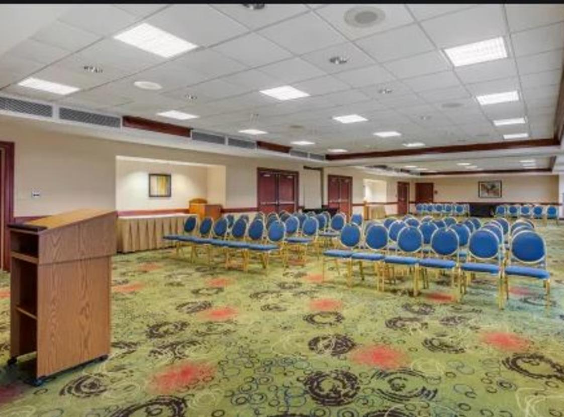 Comfort Suites manassas Battlefield Park Meetings