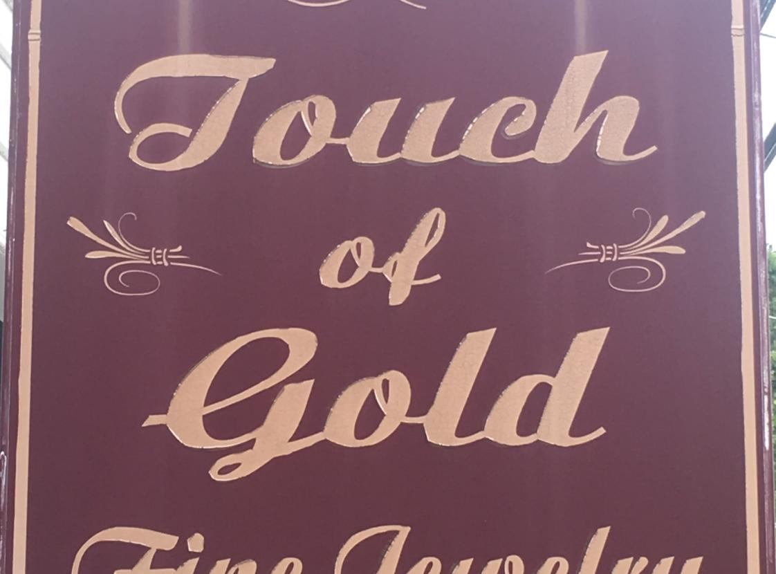 TOUCH OF GOLD FINE JEWELRY