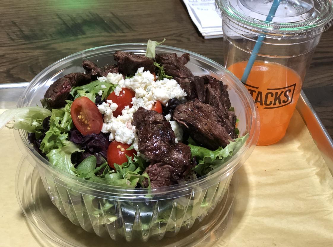 Stacks Salad 1