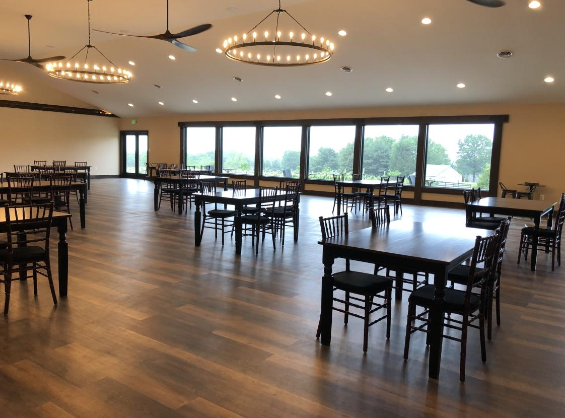 Event Space - Inside1