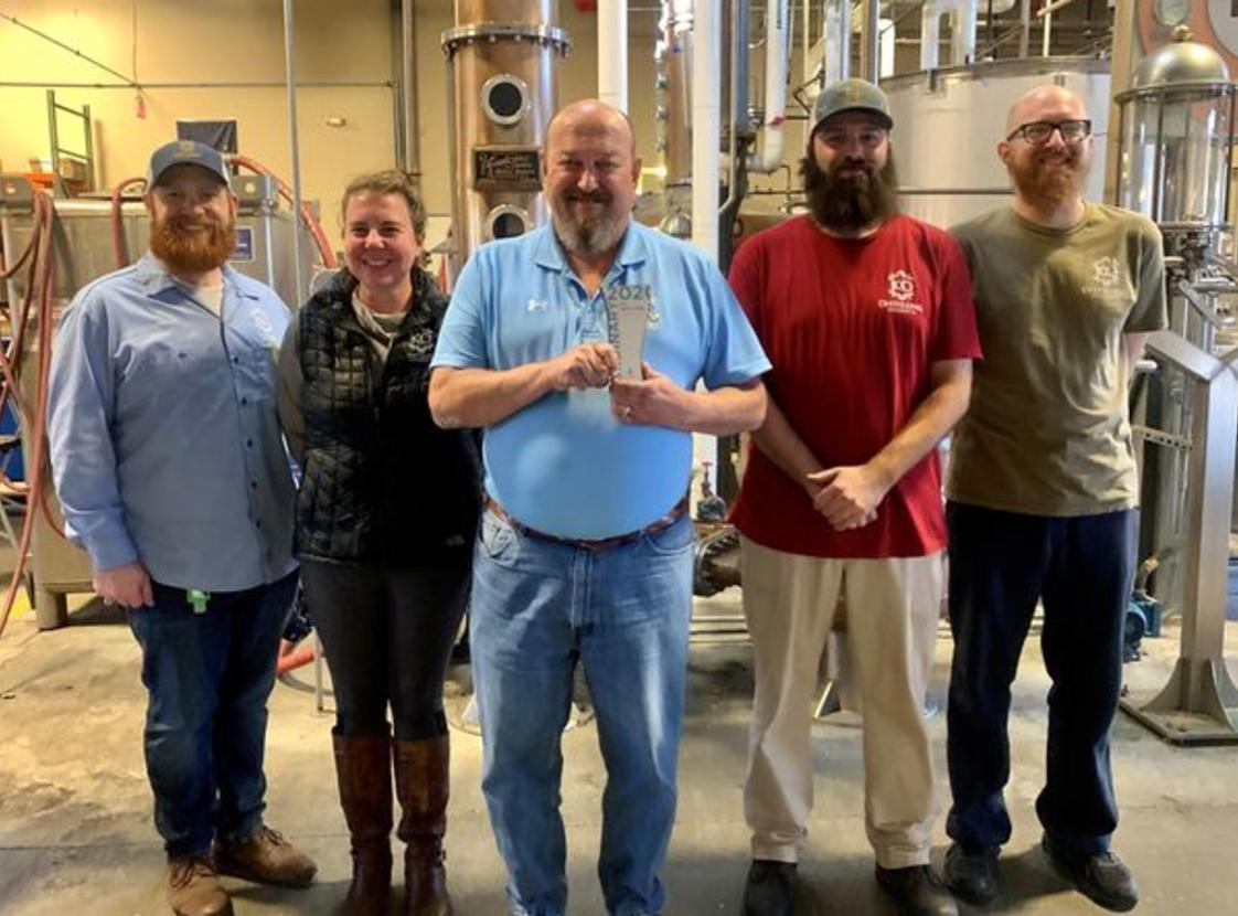 2020 Virginia Distillery of the Year