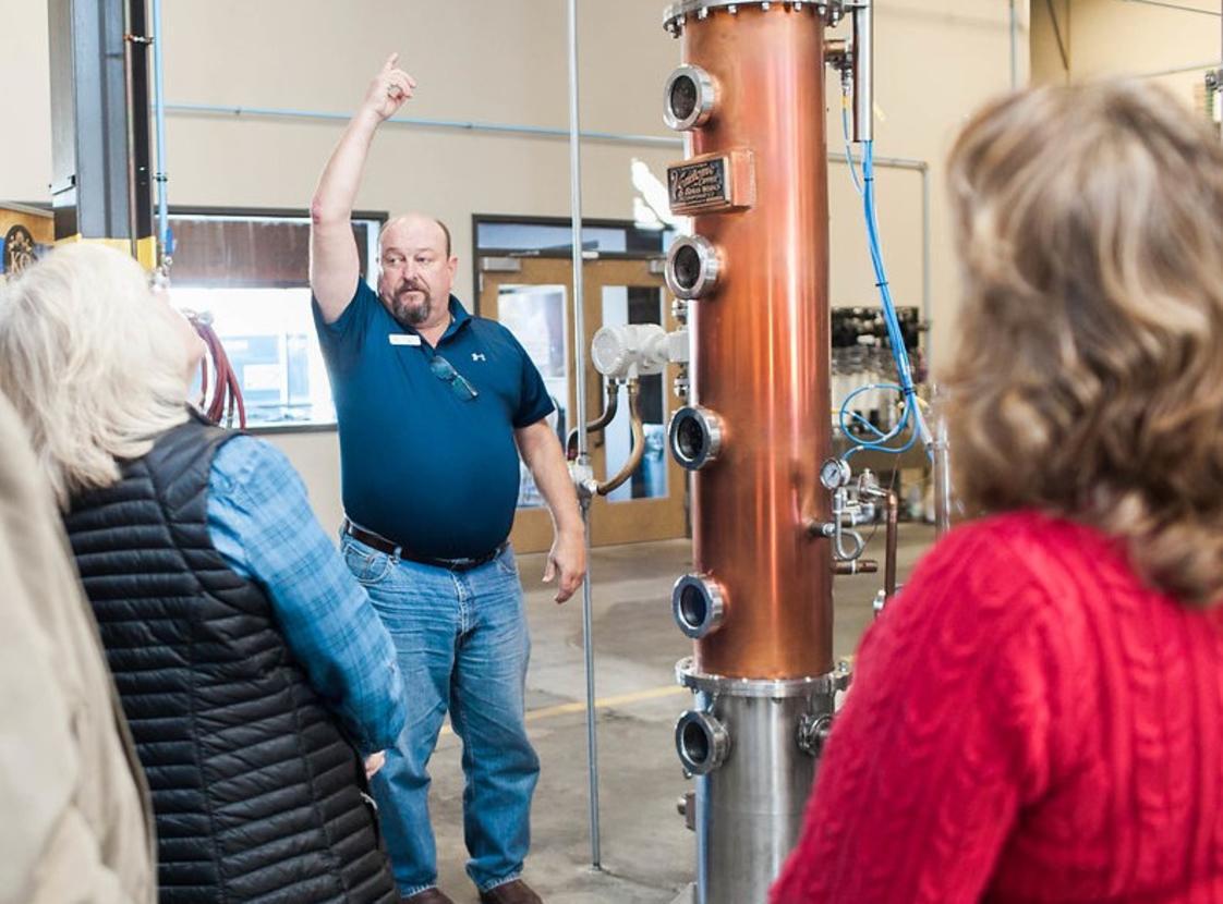 Distillery Tour