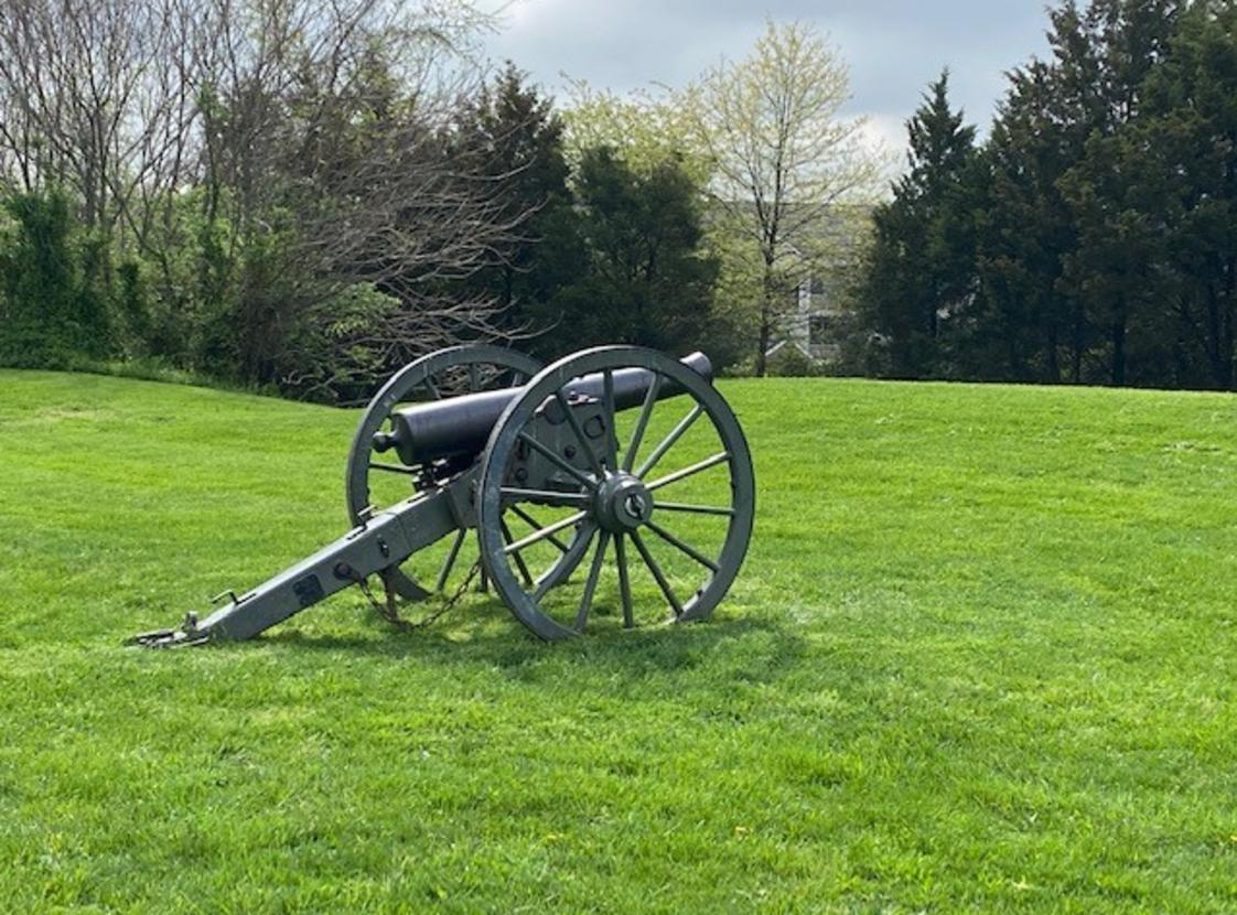 MAYFIELD CIVIL WAR FORT