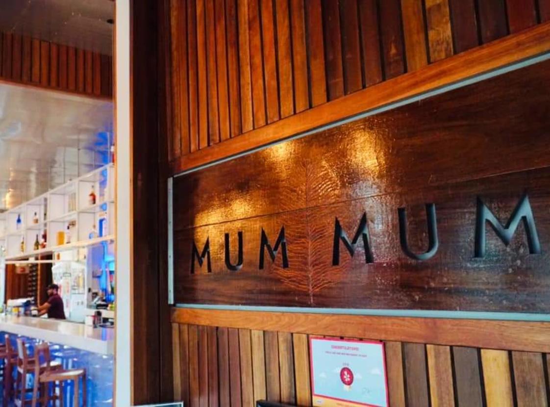 Front Entrance - Mum Mum