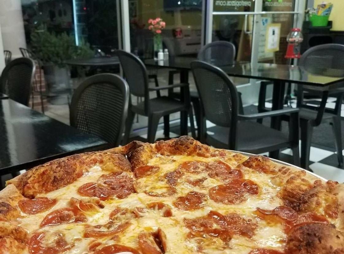 Presto Pizza- Pepperoni