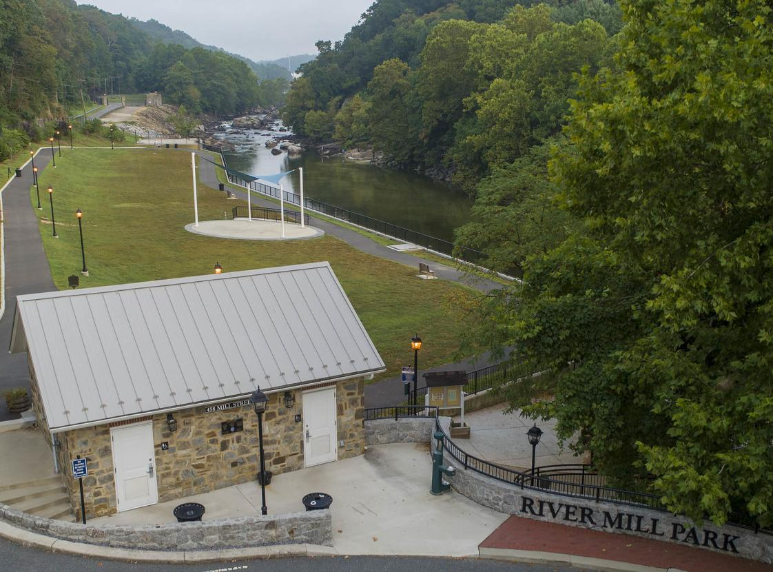 River Mill Park - Overview